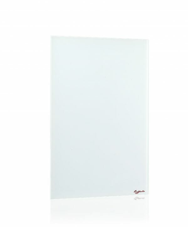 pannello infrarossi vetro bianco 600Watt