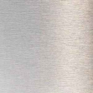scladasalviette elettrico profilo alluminio spazzolato