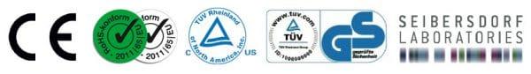 certificazioni migliori pannelli radianti infrarossi