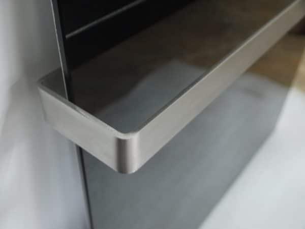 profilo alluminio infrarossi