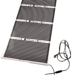 pellicola riscaldante tappeto multiuso pronta uso spina