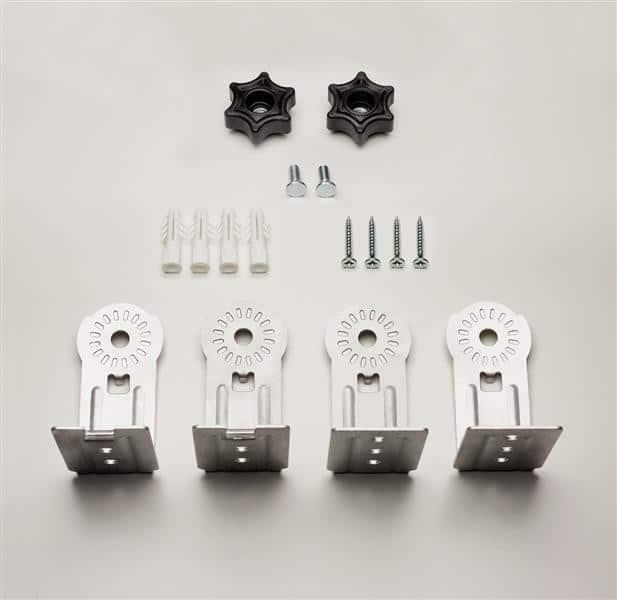 kit installazione veito riscaldatore lampada infrarossi esterni
