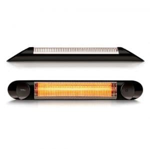 riscaldatore lampada infrarossi Veito Blade S