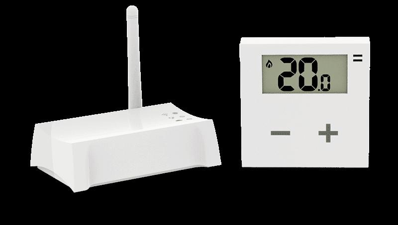 termostato wifi white box