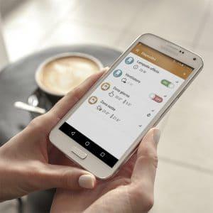 app semplice termostato wifi a distanza rialto