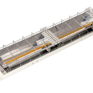 Lampada Infrarossi Onda Corta OC3000W Industriale alogena
