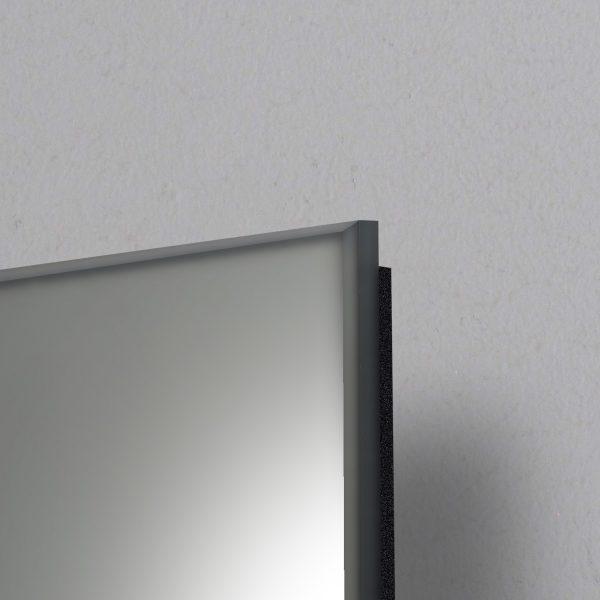 pannello Infrarossi Raffaello dettaglio vetro specchio
