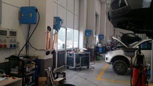 officina-laboratori-meccanico-carrozziere-riscaldamento-infrarossi