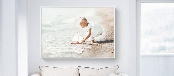 pannelli infrarossi stampati personalizzati con immagini a scelta