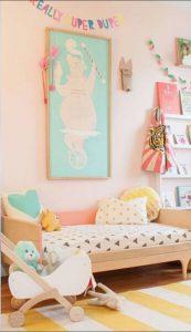 riscaldamento infrarossi camera dei bambini
